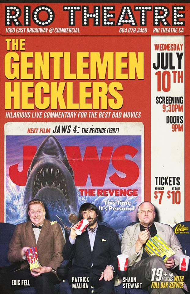 hecklers Jaws
